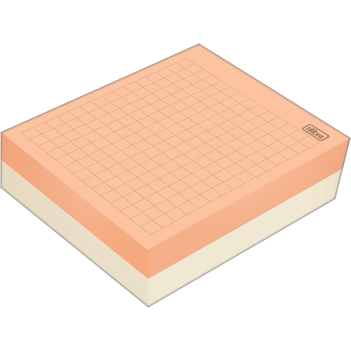 Bloco de Folhas Quadriculado TiLembrete Tilibra 8x9cm