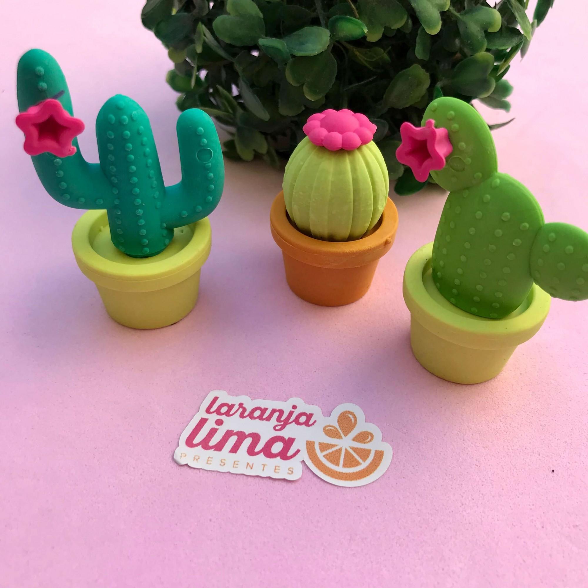 Borracha Cactus Tilibra