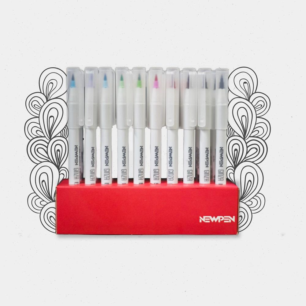 Brush Pen GINZA PRO Newpen Com 30