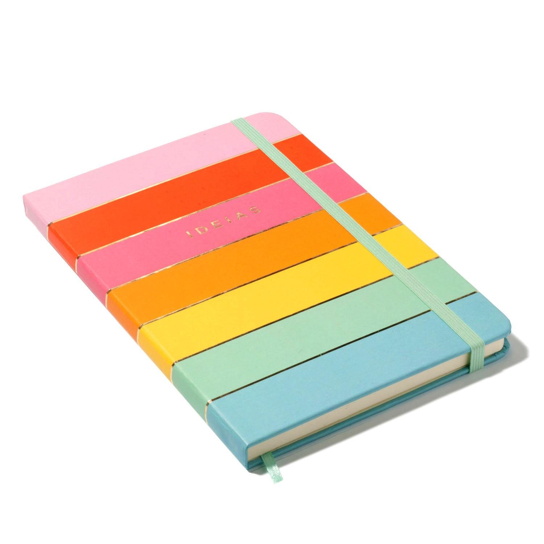 Caderneta Cicero Todas Juntas Arco Iris Pontilhado