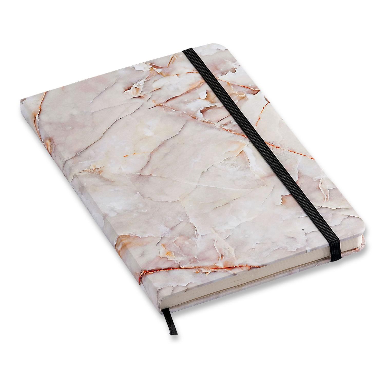 Caderneta Cicero Todas Minerais Mámore Branco Pontilhado