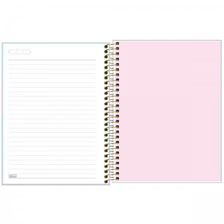 Caderno Colegial 1M Happy Color
