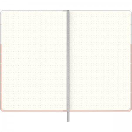 Caderno Costurado Bullet Journal Pontilhado Soho Small 80 Fls