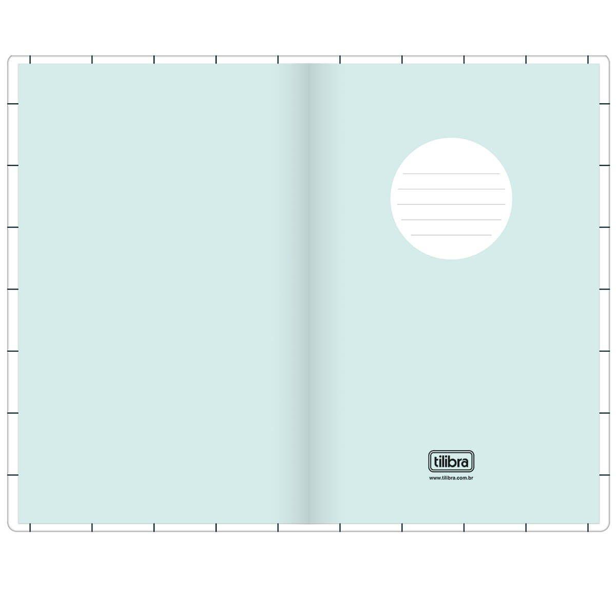 Caderno Costurado West Village Pontilhado 80Fls