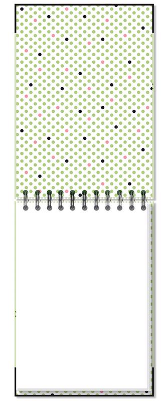 Caderno de Ideias Panda Fina Ideia