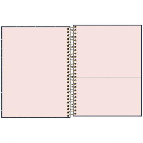 Caderno Espiral Colegial CAMBRIDGE Liso 80 Fls
