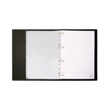 Caderno Fichario Yes A4 Colors Preto