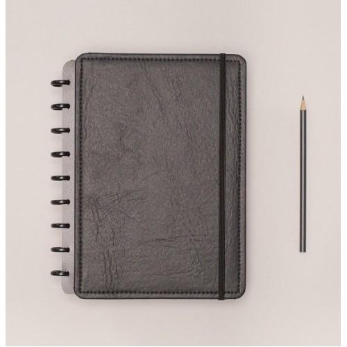 Caderno Inteligente Black Eco Tamanho Medio