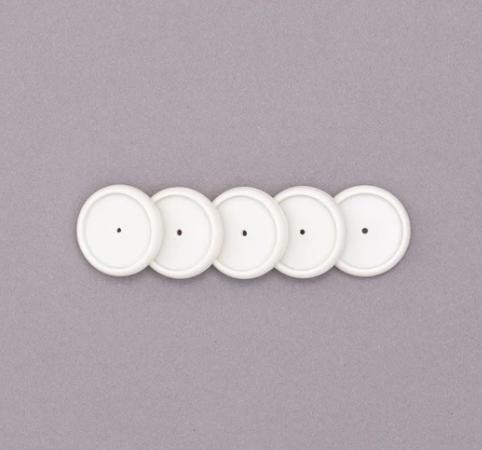 Caderno Inteligente Disco + Elastico Branco M 23mm