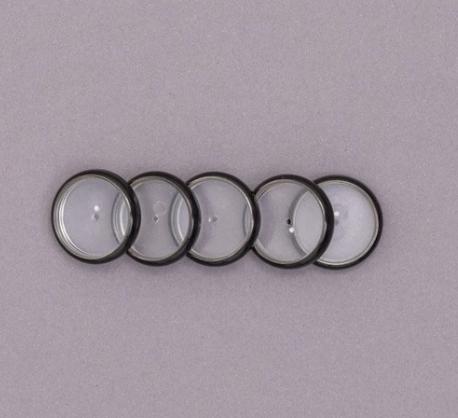 Caderno Inteligente DISCO + Elastico Preto Metalico M