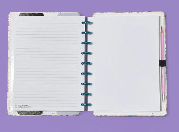 Caderno Inteligente Frutti Medio