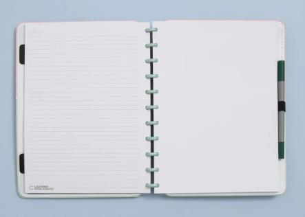 Caderno Inteligente Leve so o que e Bom Grande