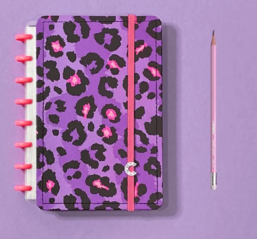 Caderno Inteligente Lilac A5