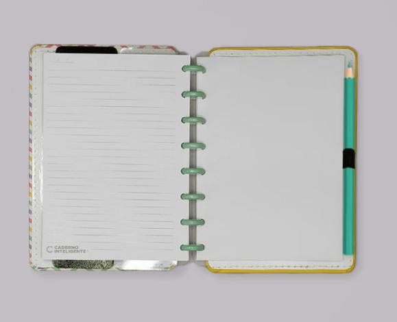 Caderno Inteligente Popy A5