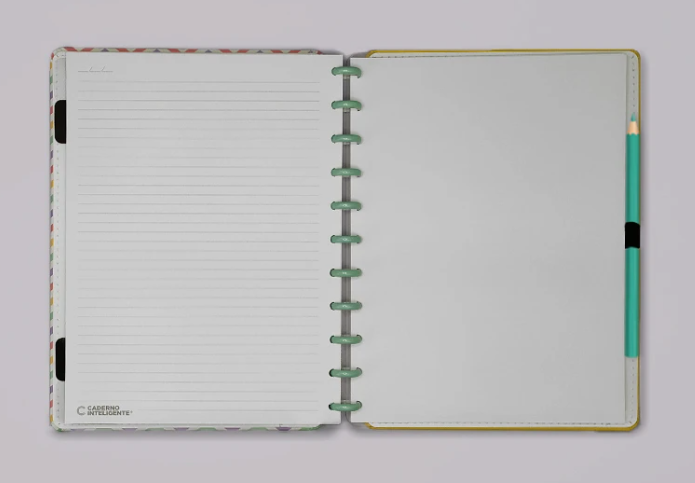 Caderno Inteligente Popy Grande