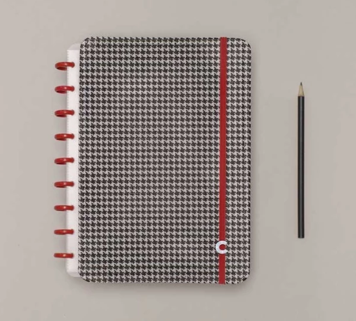 Caderno Inteligente Principe de Gales Médio