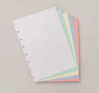 Caderno Inteligente REFIL Colorido A5