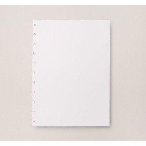 Caderno Inteligente REFIL Liso Grande