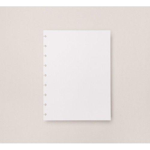 Refil Caderno Inteligente Liso Medio