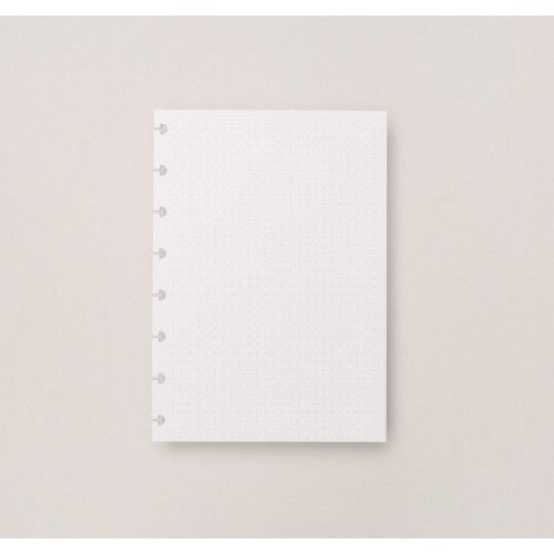 Caderno Inteligente REFIL Pontilhado A5