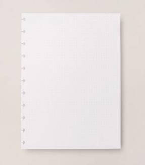 Caderno Inteligente REFIL Pontilhado Grande-
