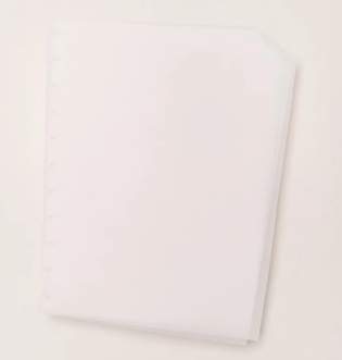 Caderno Inteligente REFIL Vegetal
