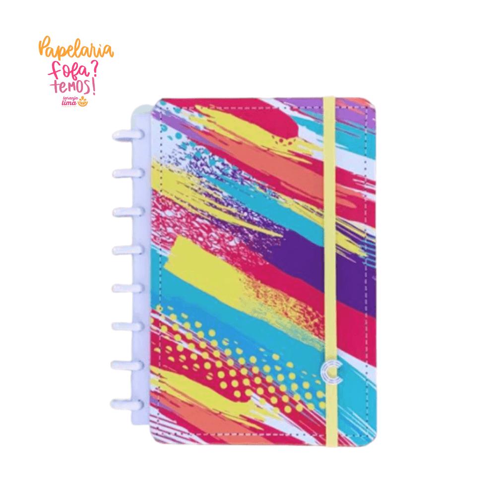 Caderno Inteligente A5 Tibum! By Taby| Laranja Lima Presentes