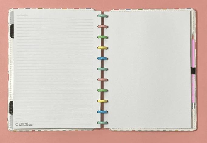 Caderno Inteligente Tutti Grande