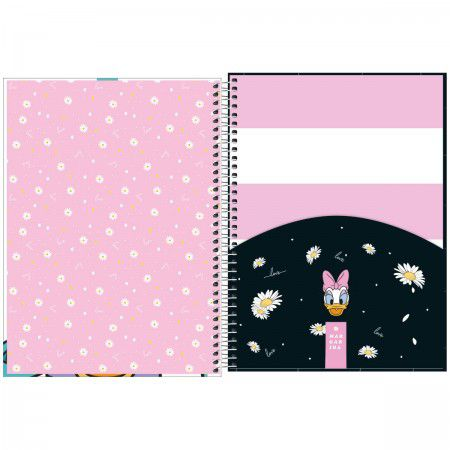 Caderno Universitario Margarida 1M 80fls