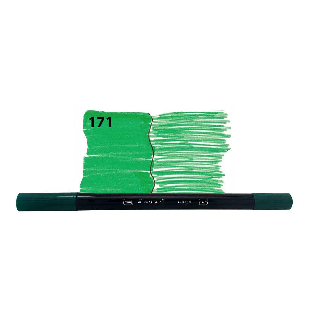 Caneta Brush Dual Tip Yes Unidade