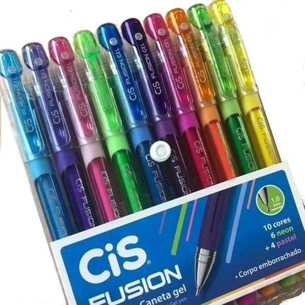 Caneta Cis Fusion Gel c/10