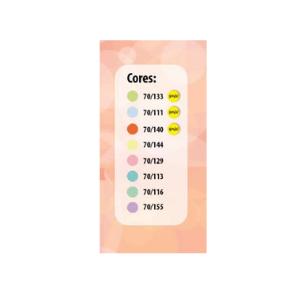 Caneta Marca Texto Stabilo Boss Pastel C/ Cores Novas C/8