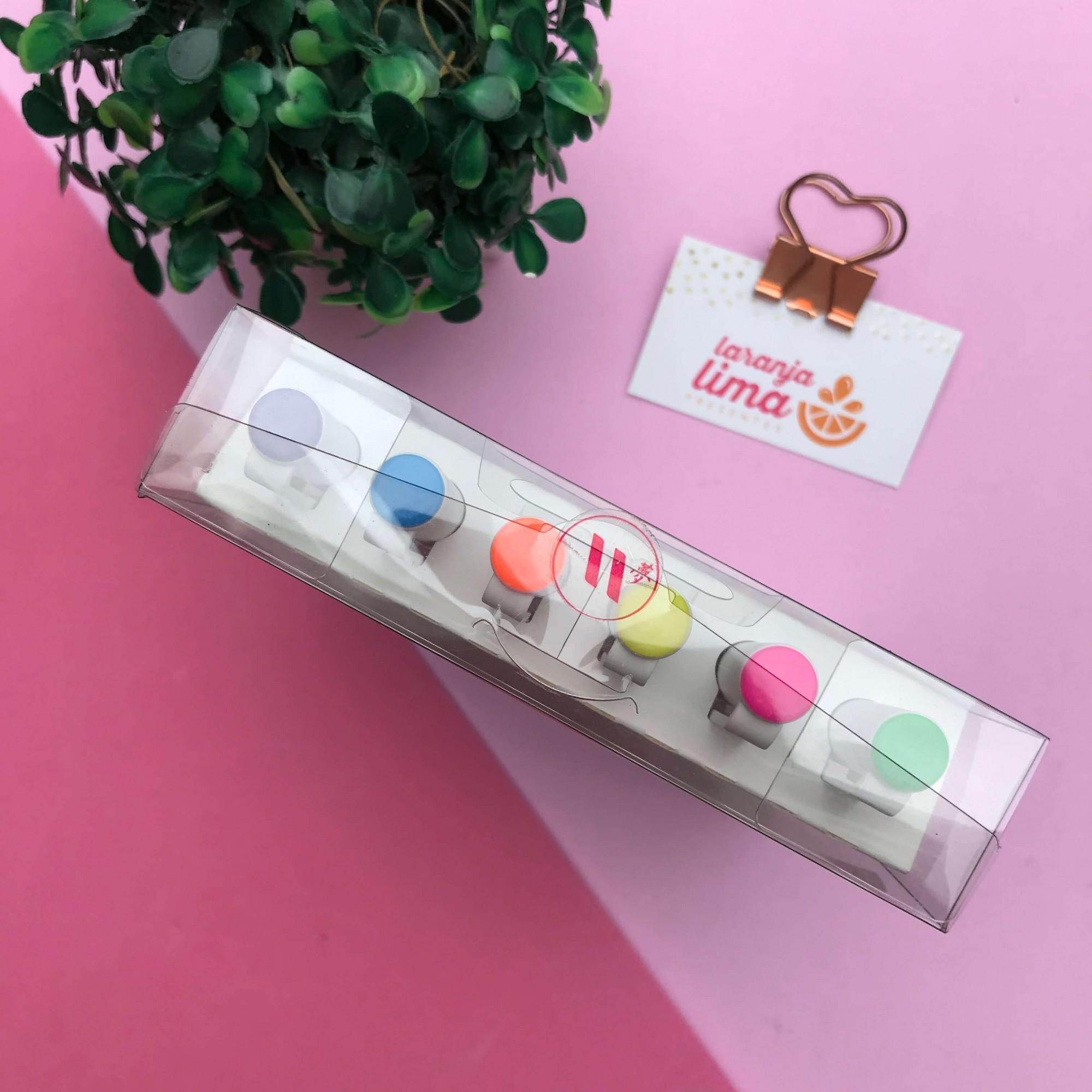 Caneta Newpen Ginza Fineliner Pop Art Com 6