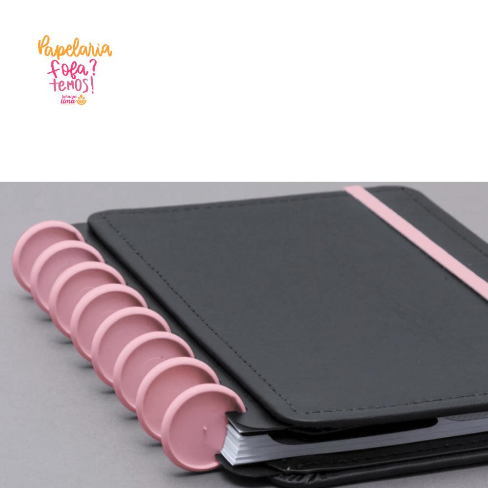 Disco Caderno Inteligente Rosa Sertao G 31mm
