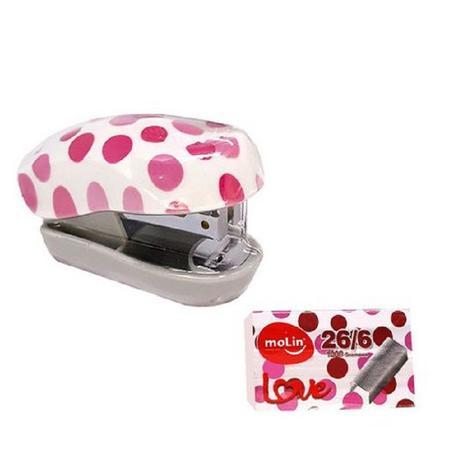 Grampeador Mini Love Molin