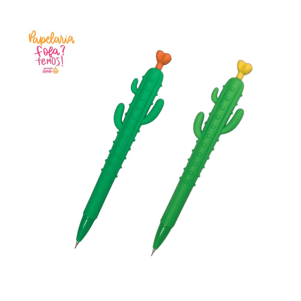 Lapiseira Cactus Tilibra 0.7mm