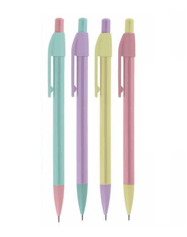 Lapiseira Tris Slim Pastel 0.7mm