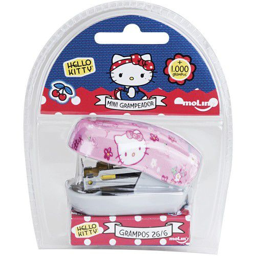 Mini Grampeador Helo Kitty