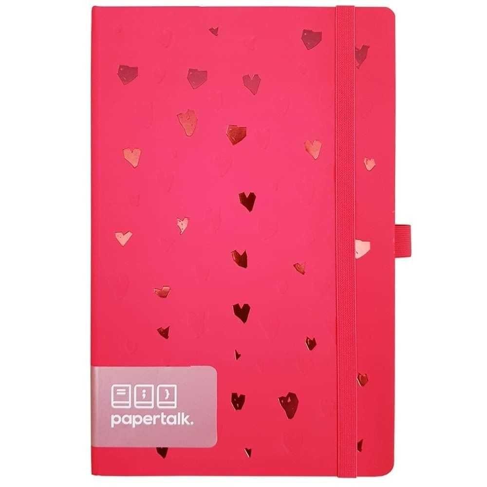 Papertalk All  Romantic Rosa Pontilhado