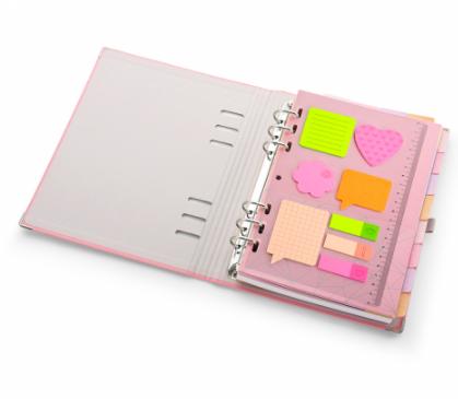 Planner A5 PinkStone Geometrico Love