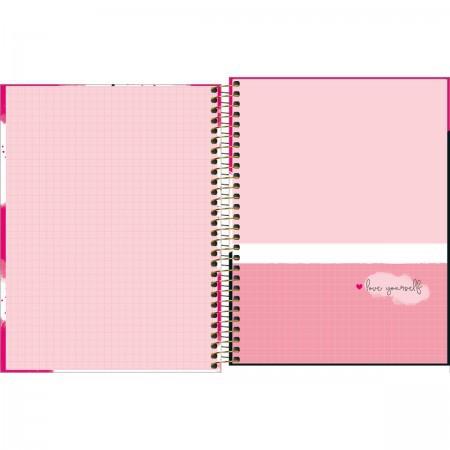 Planner Espiral Love Pink 2020