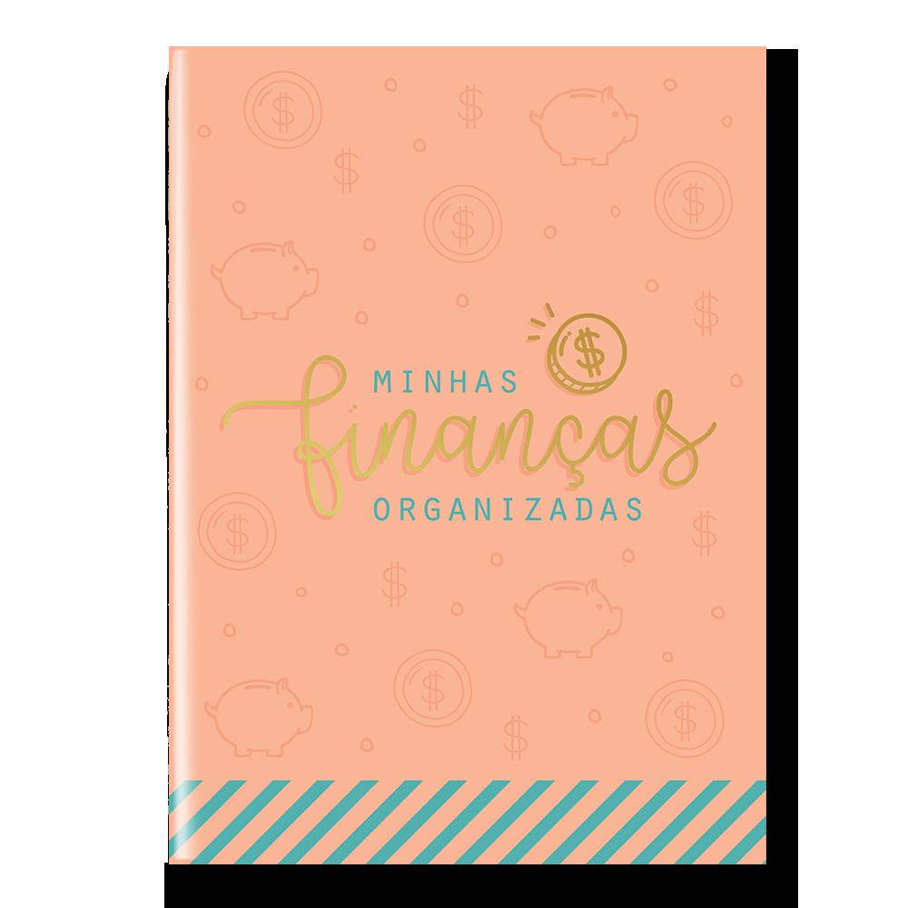 Planner Financeiro Pocket Salmão