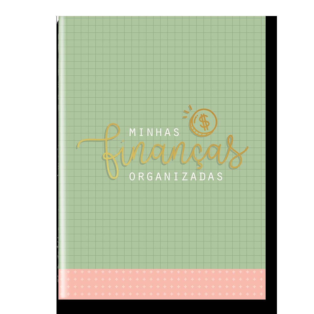 Planner Financeiro Pocket Verde