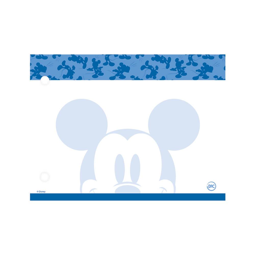 Porta Fichas Mickey Com 80 Fichas Dac
