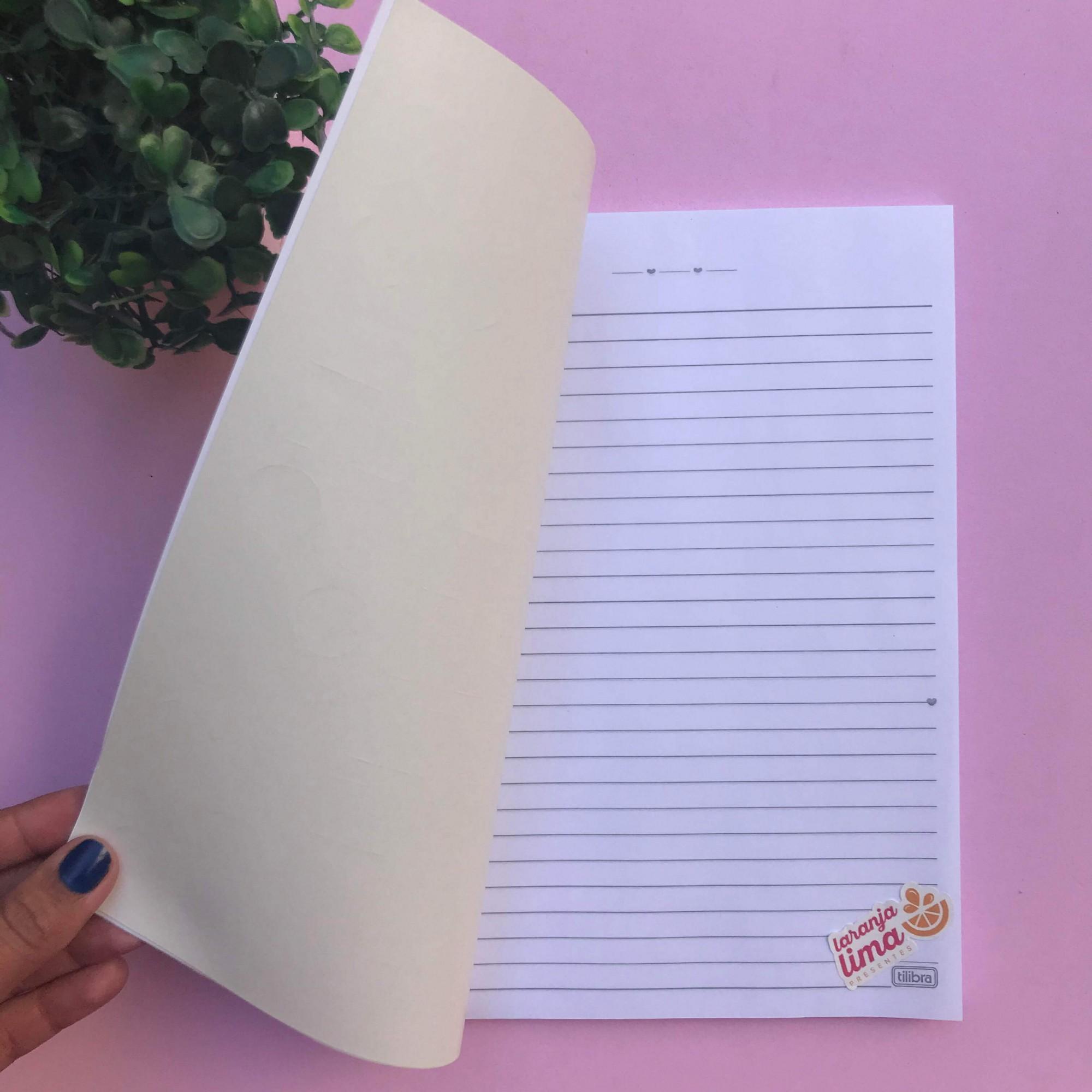 Refil Caderno Fichario Colegial Soho Nova Coleção