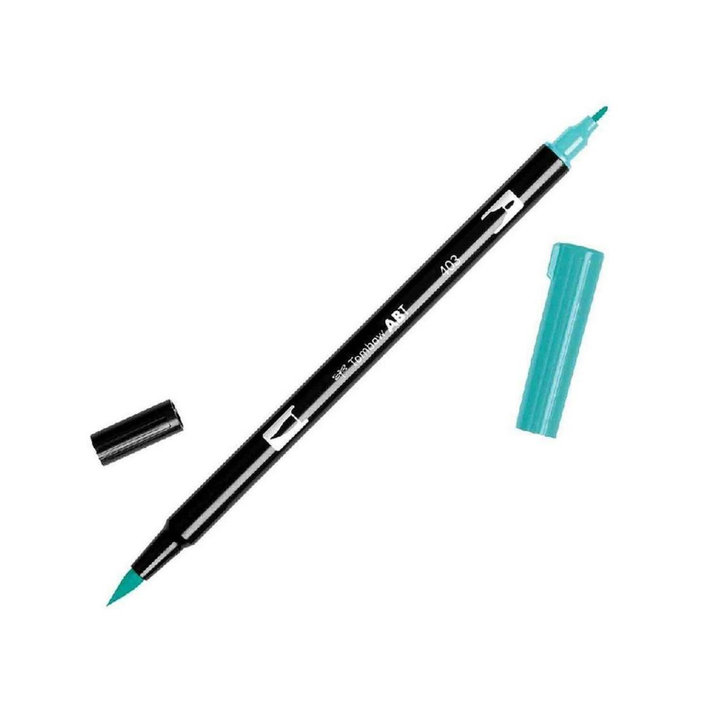 Brush Pen Tombow Dual Brush 403 BRIGHT BLUE