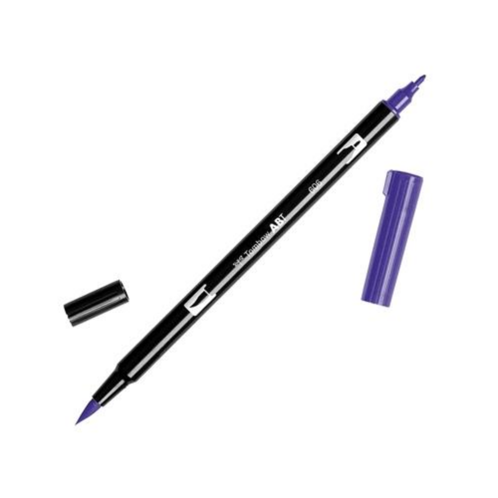 Brush Pen Tombow Dual Brush 606 VIOLET