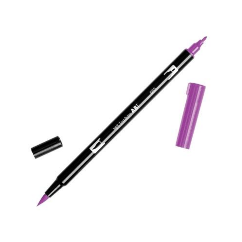 Brush Pen Tombow Dual Brush 685 DEEP MGNTA