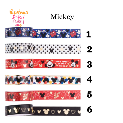 Washi Tape Michey Molin