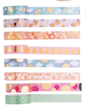 Washi Tape Molin Unitaria